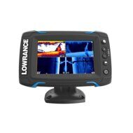 Эхолот/картплоттер Lowrance Elite-5 Ti Mid/High/DownScan